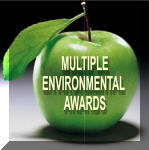MULTIPLE ENVIRONMENTAL AWARDS